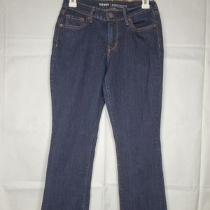 Old Navy Curvy Profile Mid Rise 5-Pocket Jeans